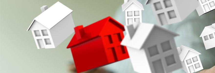 Trouver une agence immobilière